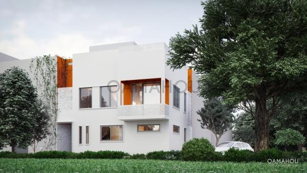 oamahou - architecture 001